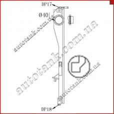 Бачок радіатора Alpina B10 (E39)