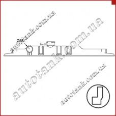 Бачок радіатора Hyundai Grace, Starex, H-100 MINI BUS