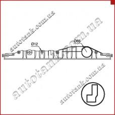 Бачок радіатора Neoplan Bus, Centroliner, Cityliner, Transliner